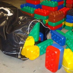 Storage Bags for blocks