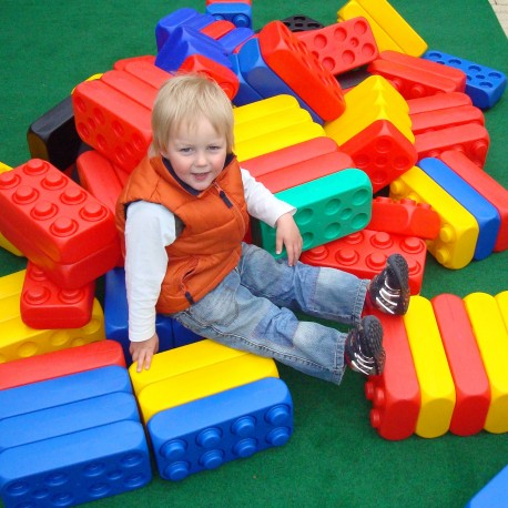 ESDA Great Blocks enforce the creativity of children